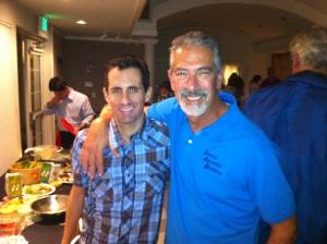 Ken and Coach Stu