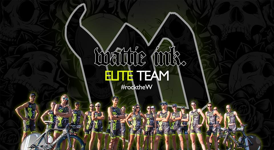Big Shout Out to Wattie Ink Elite Team and Pro's  representin' at 70.3 Worlds this weekend!