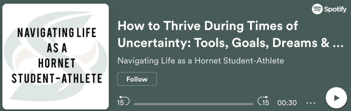 How to Thrive During Times of Uncertainty (podcast)